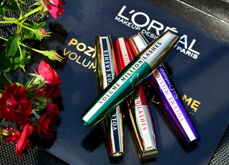 L'oreal Paris Volume Million Lashes - maskary