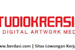 Lowongan Kerja Sekip Pangkal Palembang PT. Studio Kreasindo