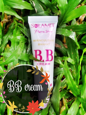 BB Cream Sulamit Cosmetics
