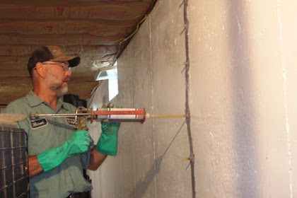 How To Fix Crack In Basement Wall