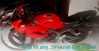 Ninja rr 2013