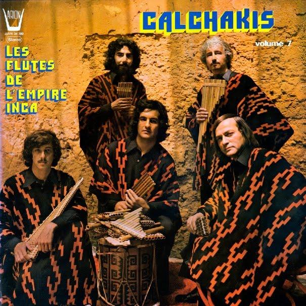 gratis discografia de los calchakis