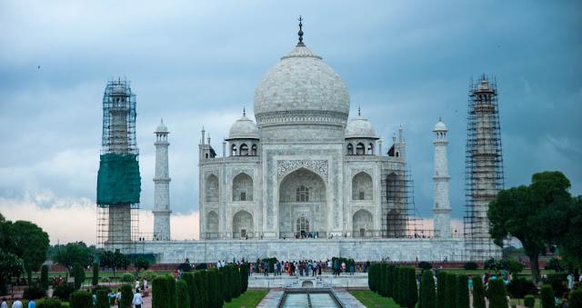 Taj Mahal en Agra