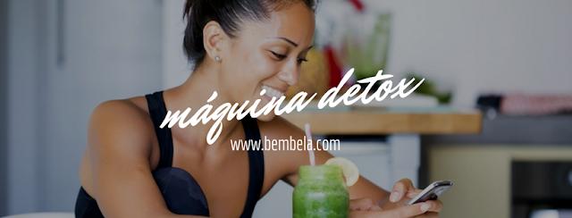 Seu corpo é uma máquina detox natural. Os sucos e dietas detox podem te ajudar?