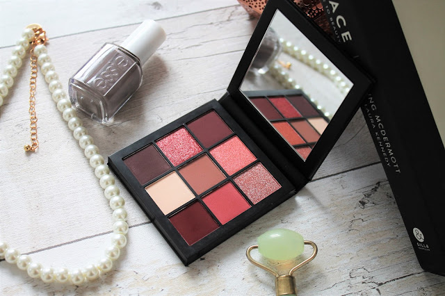 Huda Beauty Mauve Obsessions Mini Palette Review and Swatches