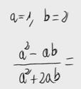 48.Valor numérico de una expresión algebraica