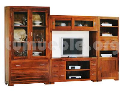 mueble modular en teca 3
