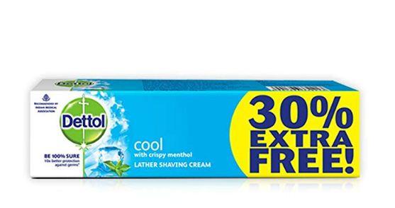LootLo - Dettol Cool Shaving Cream 60g+18gfree=78g