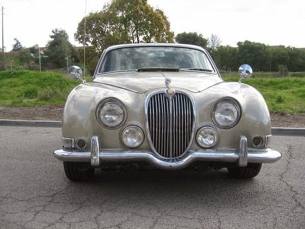 Executive Icon, 1964 Jaguar S-Type Sedan   Auto Restorationice