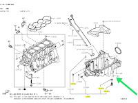 Harga dan Fisik : Oil Pan (Bak Oli) Toyota Grand Avanza 1.300cc