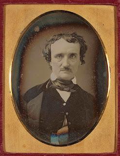 Edgar Allen Poe daguerreotype