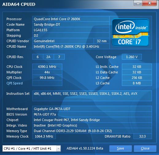 Veloci Gaming [HD]: Intel i7 2600k vs i7 3770k, final