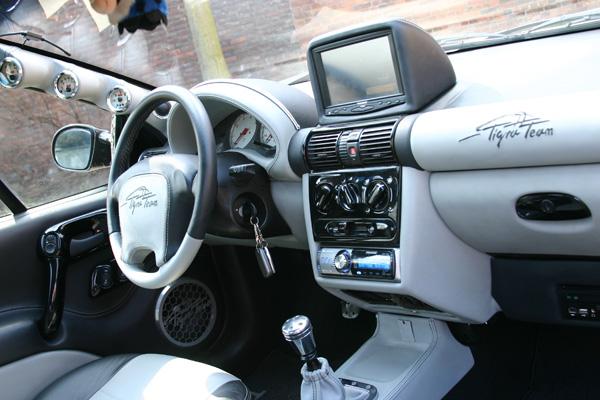 Opel tigra turbo