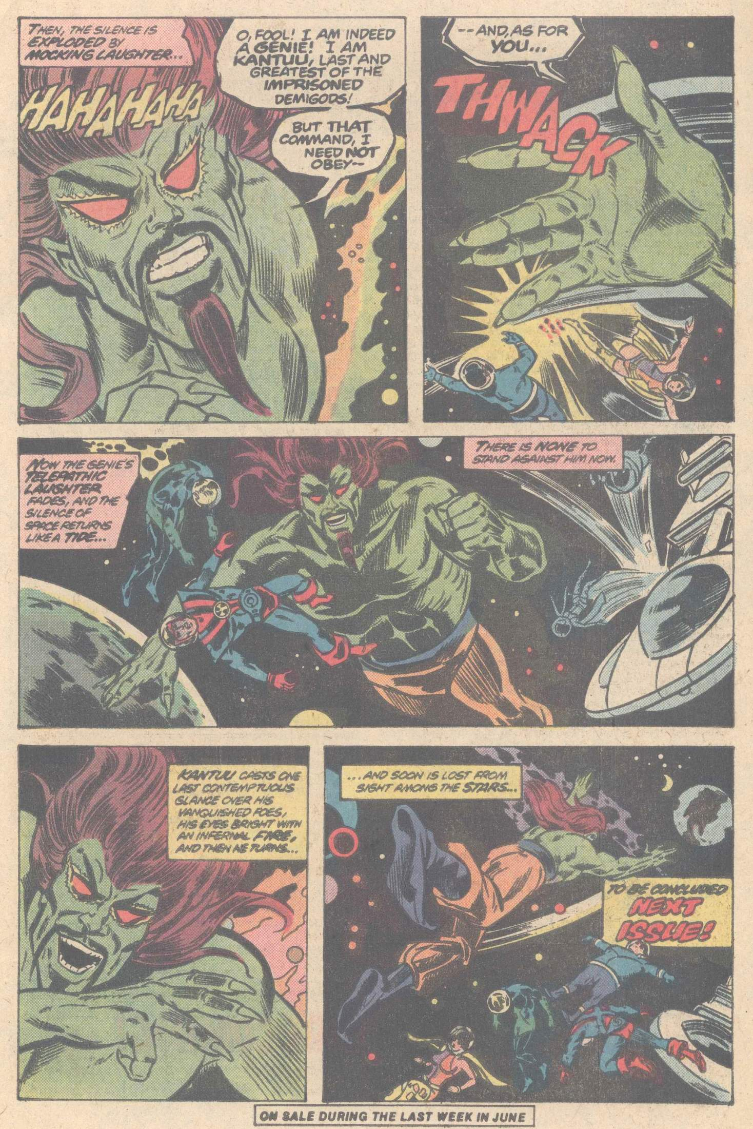 Legion of Super-Heroes (1980) 266 Page 29