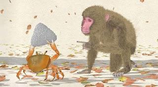 تقرير أونا القرد والسلطعون (يوكوكو) | Saru Kani Gassen (Yokoku)