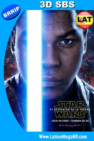 Star Wars: El Despertar de La Fuerza (2015) Latino Full 3D SBS 1080P ()
