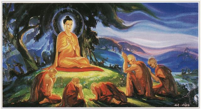 Đạo Phật Nguyên Thủy - Kinh Tăng Chi Bộ - Chỉ trong thời gian búng ngón tay