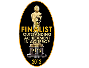 2012 PUK Awards Finalist