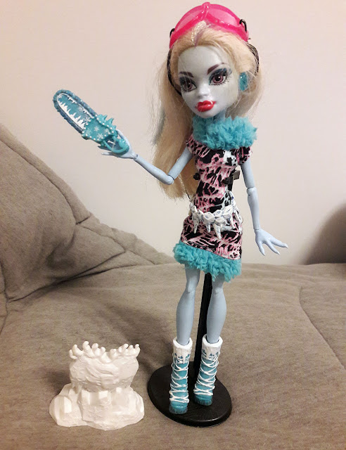 Boneca Monster High