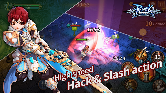 Screenshot Ragnarok Spear Of Odin