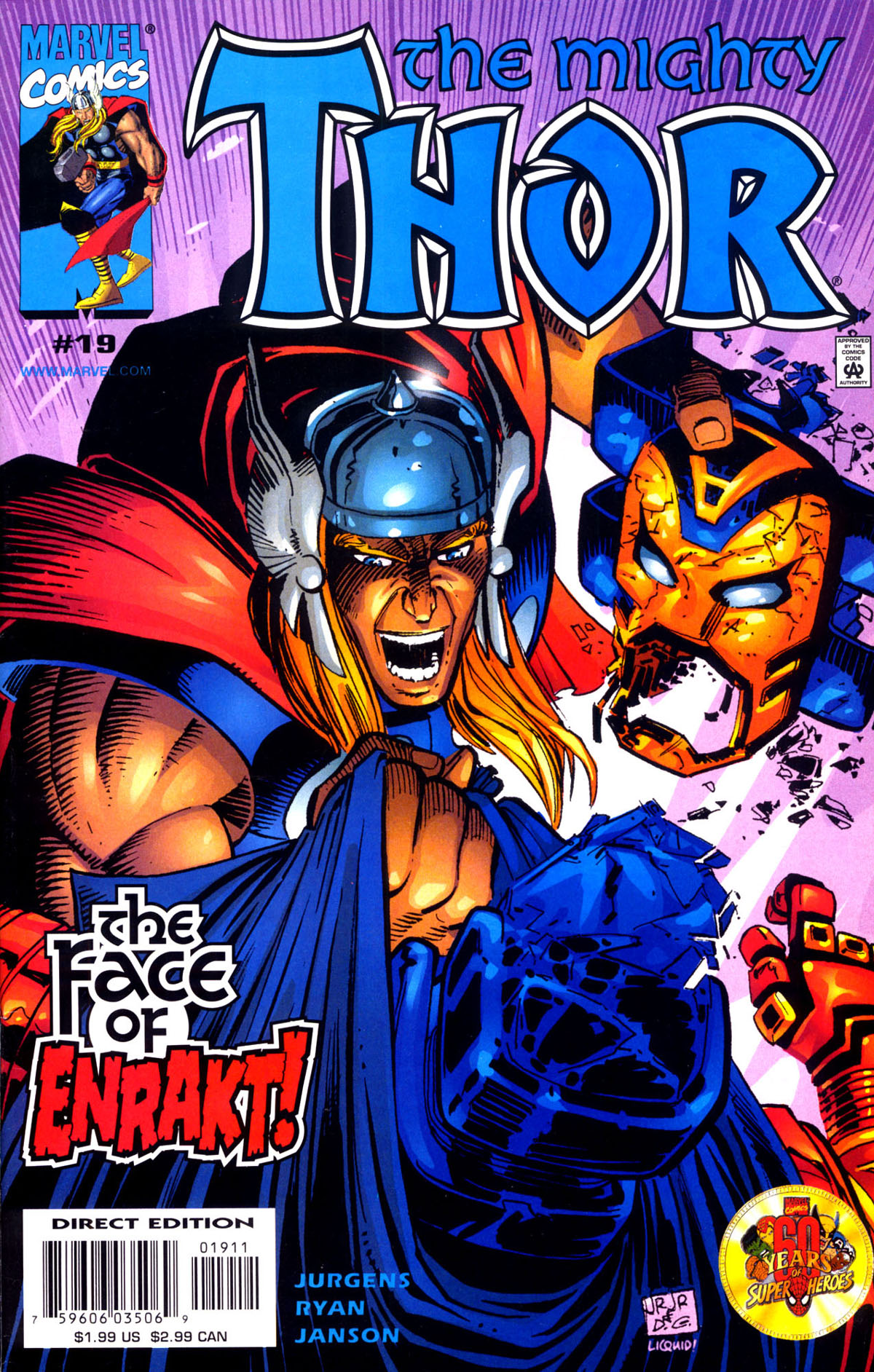Thor (1998) Issue #19 #20 - English 1