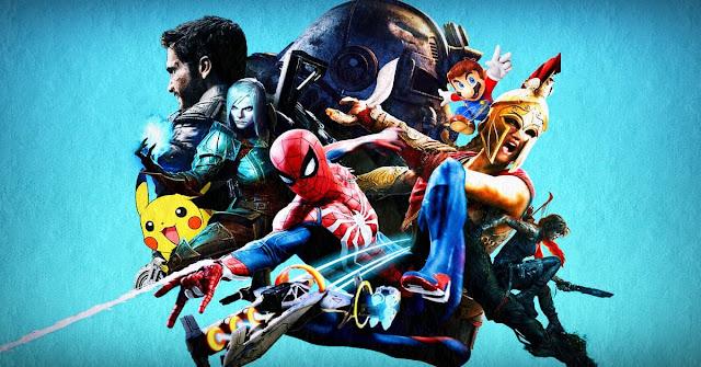 صناعة-ألعاب-الفيديو