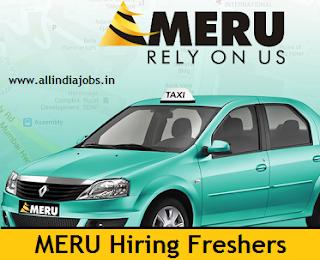 Meru Cabs Careers