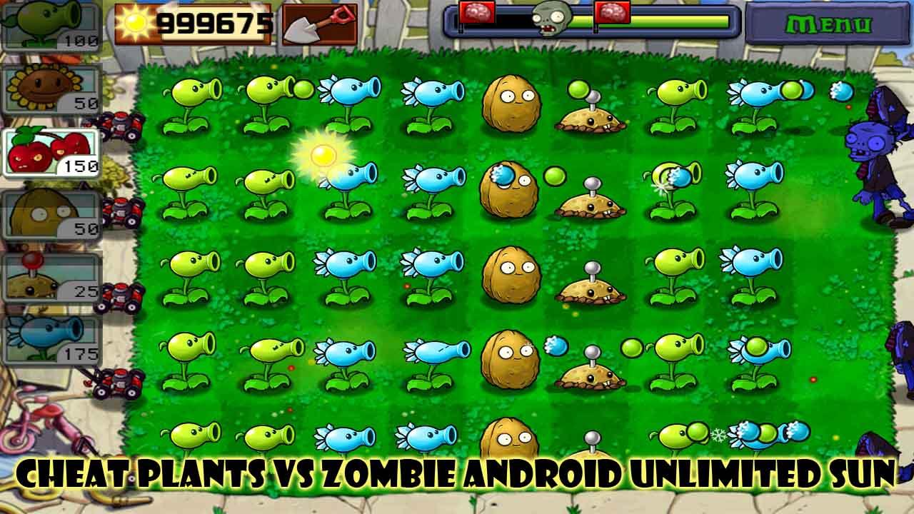 plants vs zombie heroes hacked apk