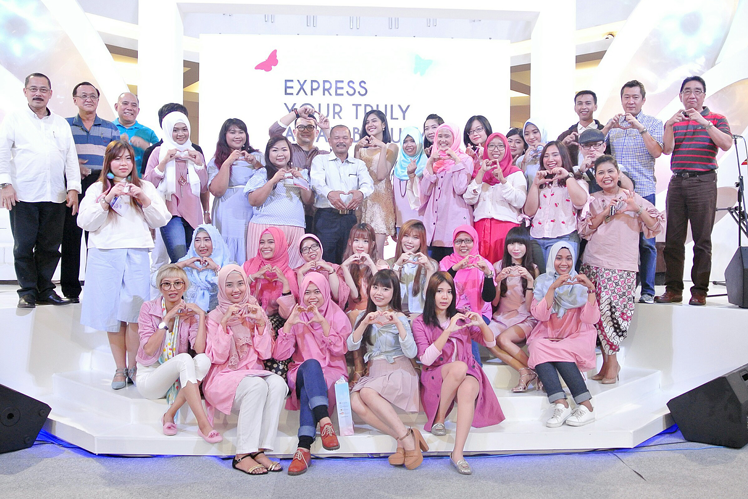 Pixy Asian Beauty Blogger Gathering