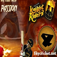 Play Kolkata Knight Riders Cricket Game