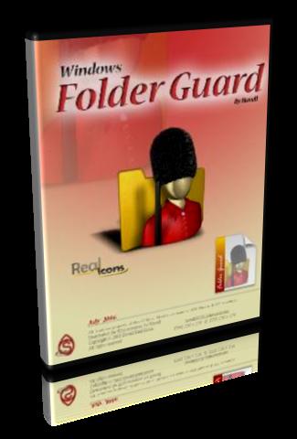 برنامج تشفير الملفات والمجلدات وحماية البيانات Folder Guard 10.2