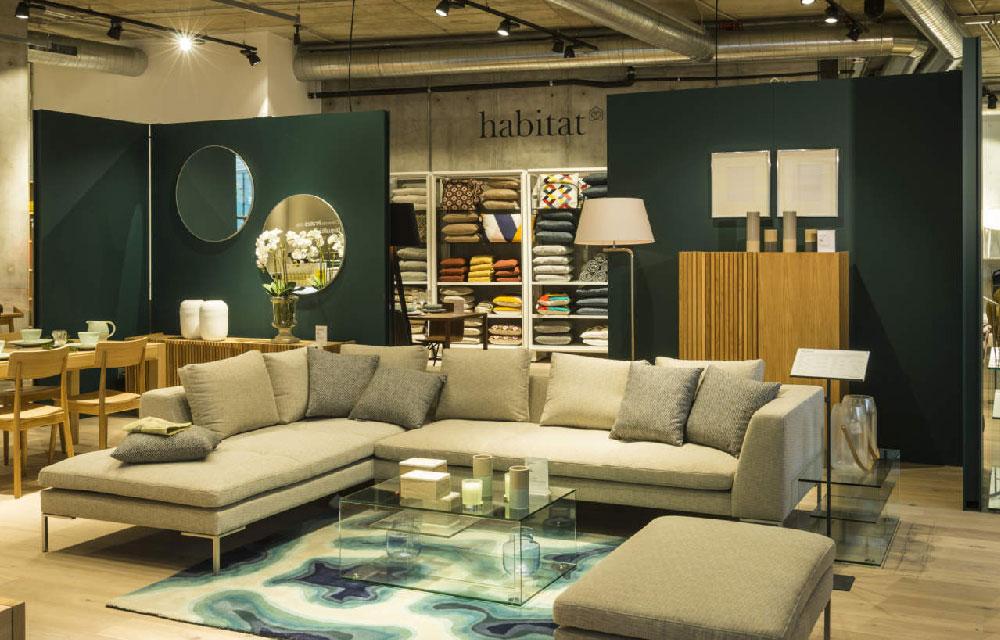 Habitat è finalmente tornato nel capoluogo milanese con un nuovo store