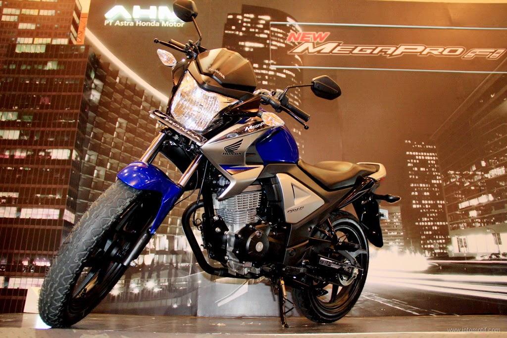 Honda Megapro PGM FI