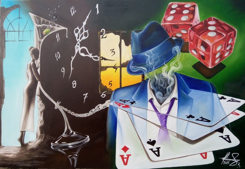 11-The-Gambler-Artist-Raceanu-Mihai-aka-Ishyndar-Surrealism-Permeating-from-every-Painting-www-designstack-co