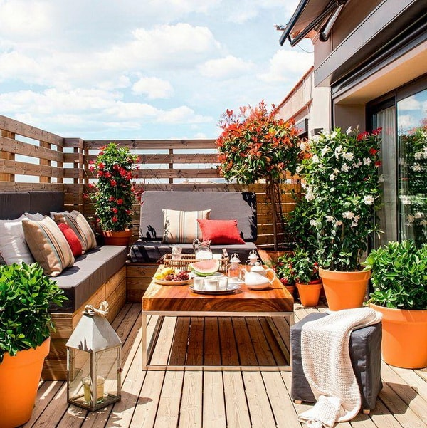 The Best Ideas Of Rustic Terraces 2