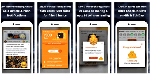 Refer and earn paytm cash with Roz Dhan