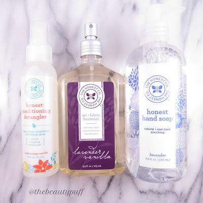 the honest company - the beauty puff