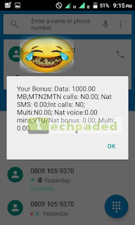mymtn free accumulated 1gb