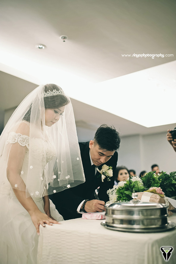 Wedding of Hermawan & Sylvia by Jetset EO Surabaya