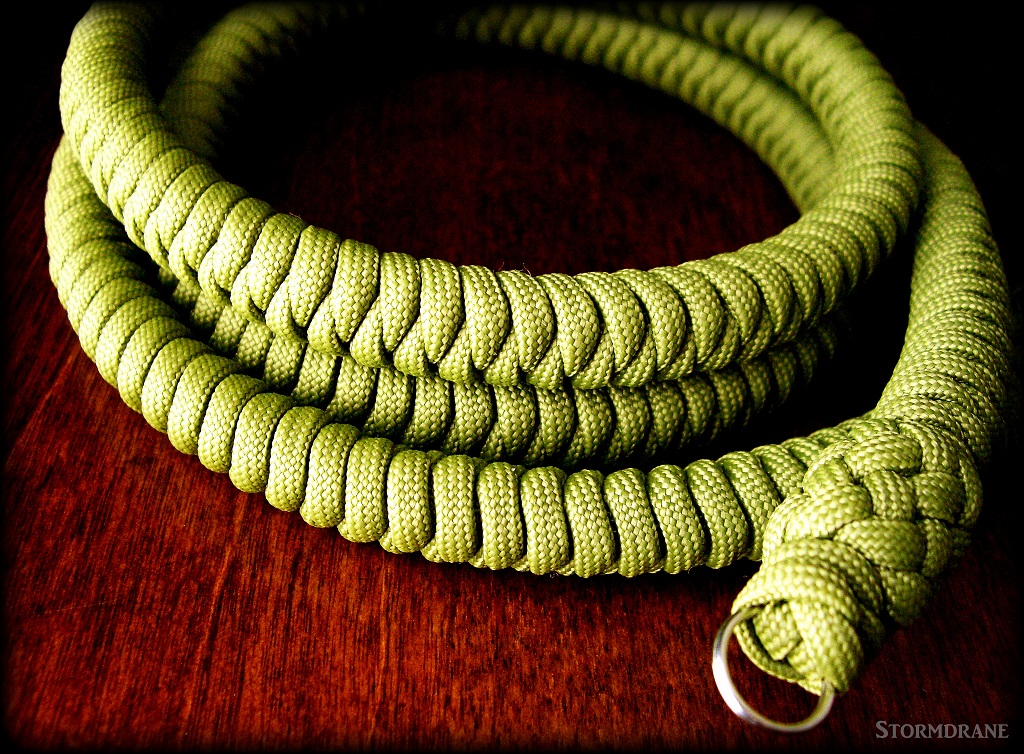 Stormdrane 39 s blog a paracord camera strap for Paracord projects
