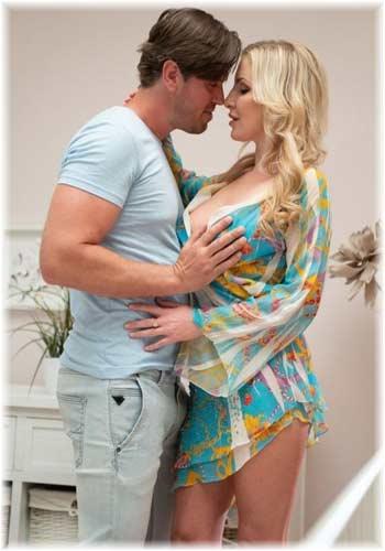 18+ Georgie Lyall-Hot Creampie For Big Tits UK Blonde 2019 HDRip XXX