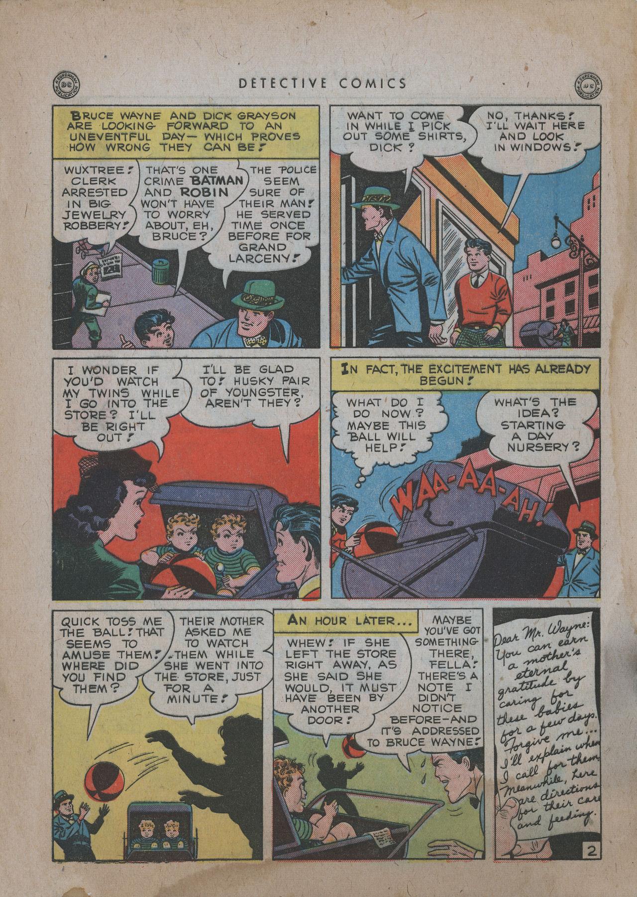 Read online Detective Comics (1937) comic -  Issue #101 - 4