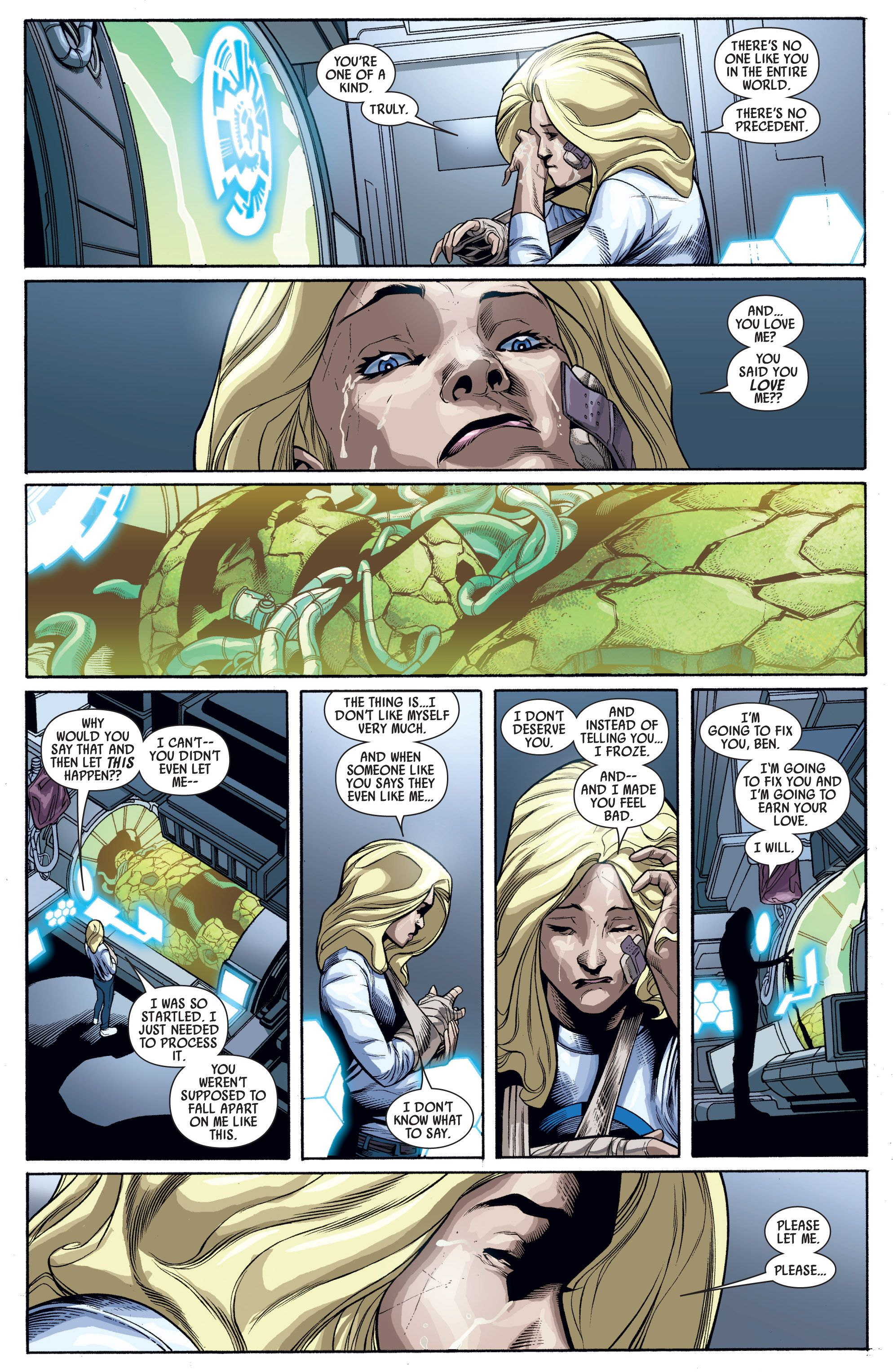 Read online Ultimate Comics Doomsday comic -  Issue # Full - 75