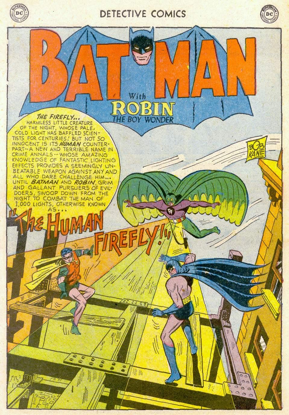 Read online Detective Comics (1937) comic -  Issue #184 - 3