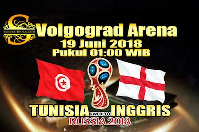 JUDI BOLA DAN CASINO ONLINE - PREDIKSI PERTANDINGAN PIALA DUNIA 2018 TUNISIA V INGGRIS 19 JUNI 2018
