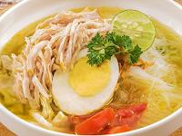 Resep Soto Ayam paling Enak dan disukai banyak Orang
