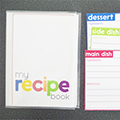 Kids Recipe Book & Cards