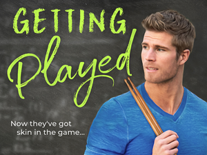 Cover Reveal: Getting Played (Getting Some #2) by Emma Chase