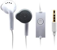 Samsung EHS61ASFWE In-Ear Headphone with Mic