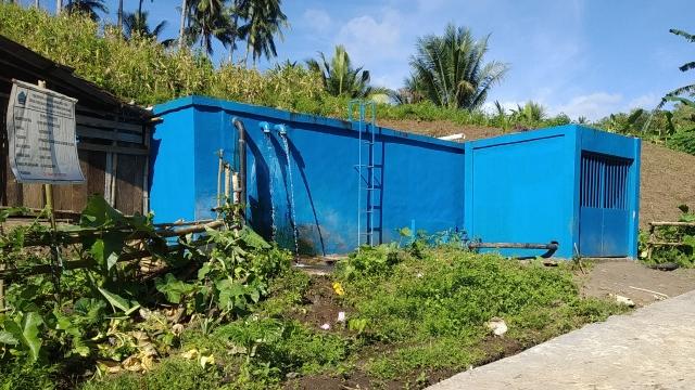 Indikasi Proyek Air Minum 1,9 Miliar Desa Kuwil ada Korupsi Massal